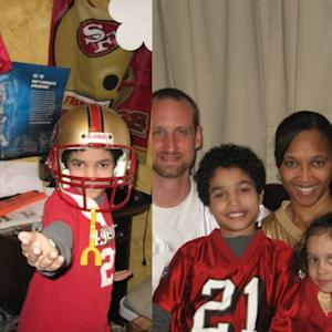 Littlest Super Fan: 49er Edition