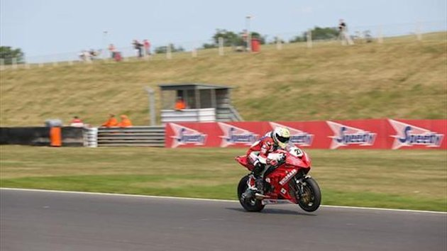 Snetterton BSB: 'More to come' from Westmoreland