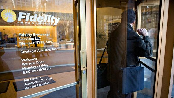 8. Fidelity Investments