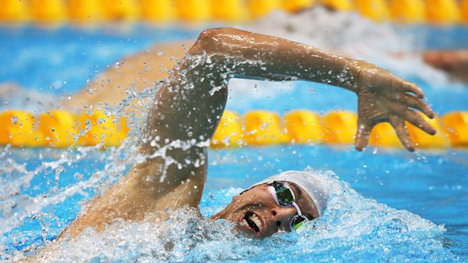 2012 London Paralympics - Day 1 - Swimming