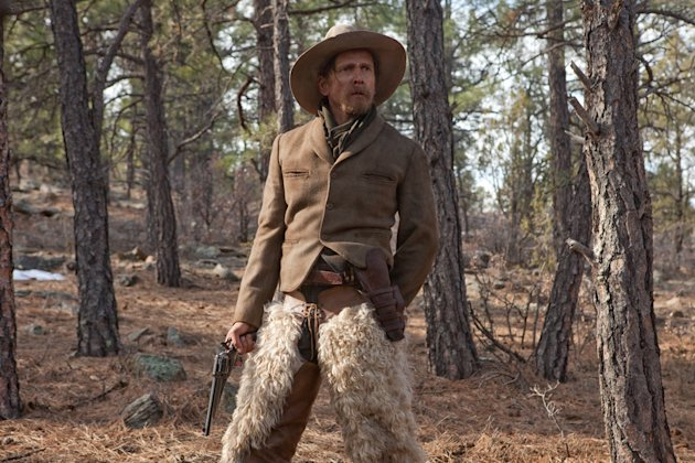True Grit Paramount Pictures 2010 Barry Pepper