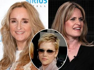 "Melissa Etheridge, Tammy Lynn Michaels and ""Nurse Jackie"" creator Linda Wallem -- Getty Images"