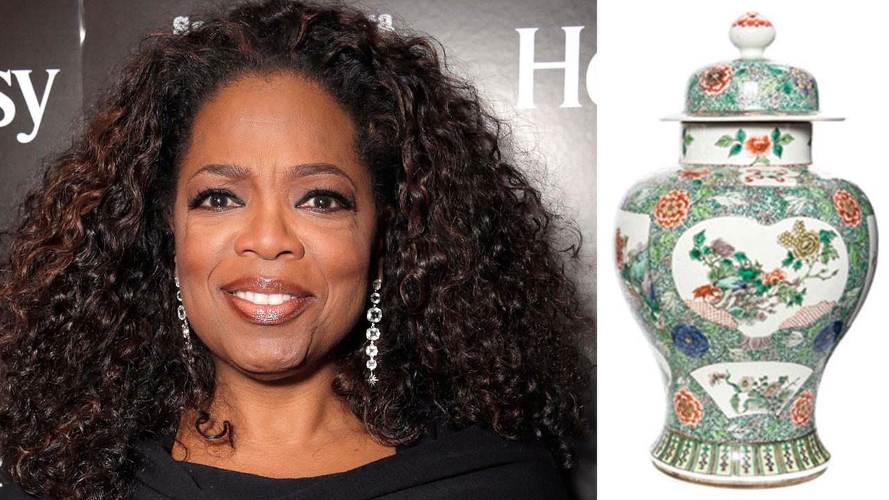 Oprah Winfrey's Chicago auction preview
