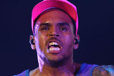 Chris Brown and Other Celebs with Regrettable Tattoos of Faces