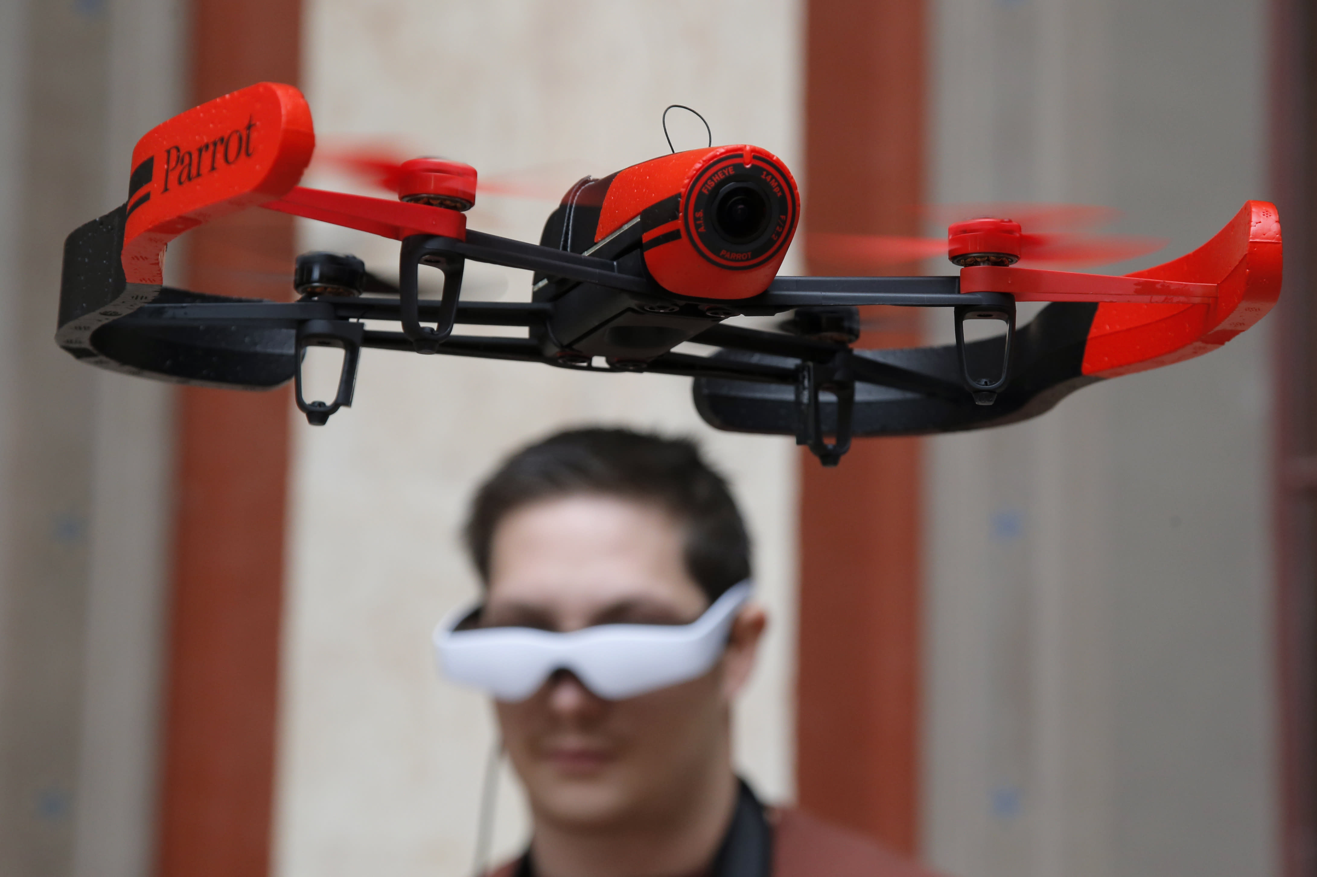 Drones become popular holiday gifts