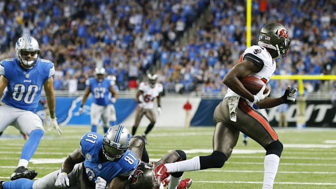 5 things to know after Bucs edge Lions 24-21