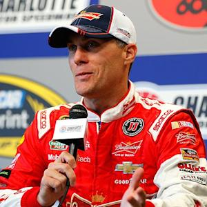 Harvick talks Hall of Fame vote