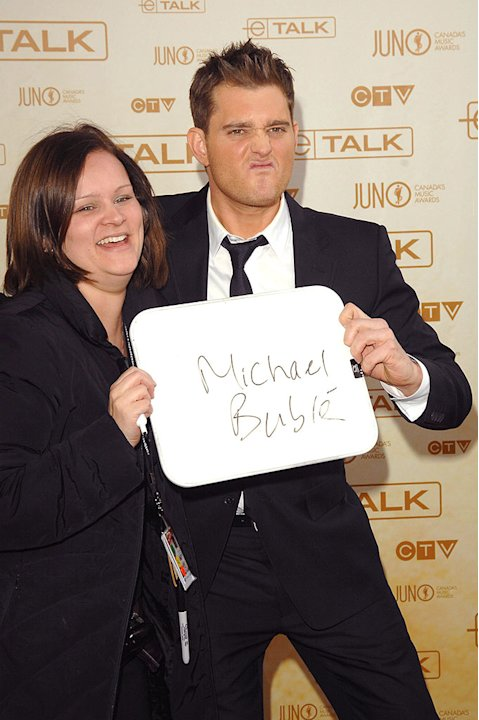 Buble Michael Juno Aw