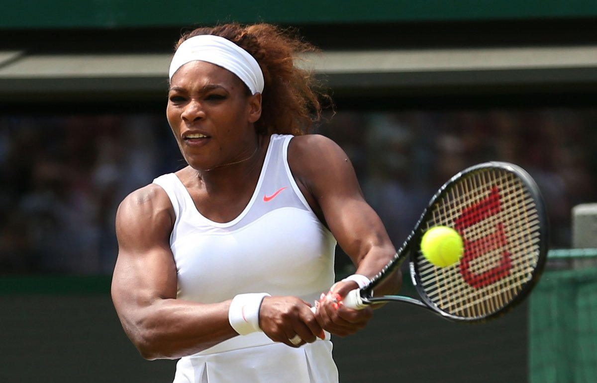 wimbledon 2013 serena williams
