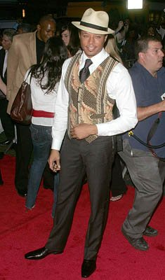 Terrence Howard at the NY premiere of Universal Pictures' Idlewild