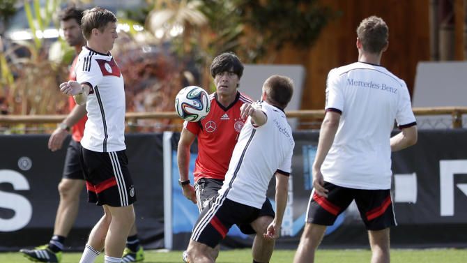 Germany's Kroos: Often overlooked, still crucial