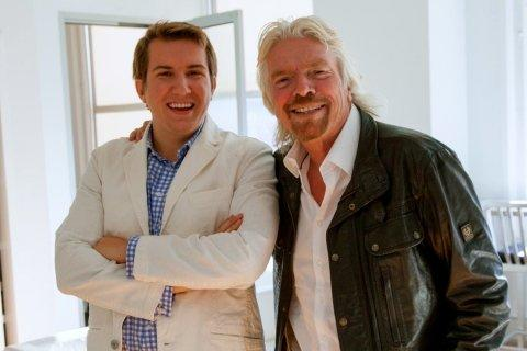 Clinkle Announces 100K on Wait List and New Investor Sir Richard Branson