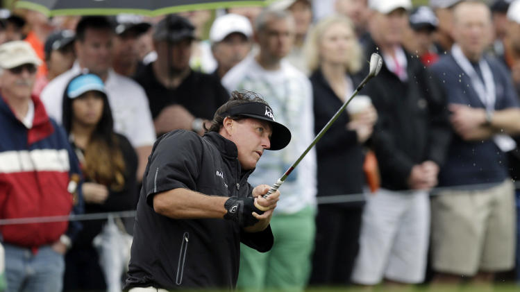 Mickelson set to return to action at Houston Open
