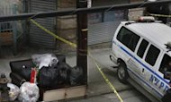 Body Parts Found In Bags Near Yankee Stadium