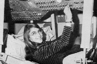 Meet Margaret Hamilton, the badass '60s programmer who saved the moon landing