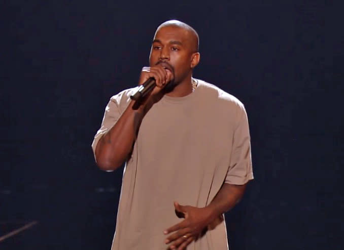 Kanye West's Presidential Campaign Off To Rocky Start, Twitter Stats Show