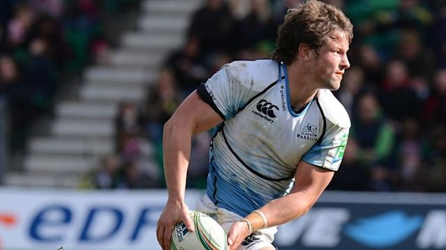 Glasgow Warriors' Peter Horne (PA)