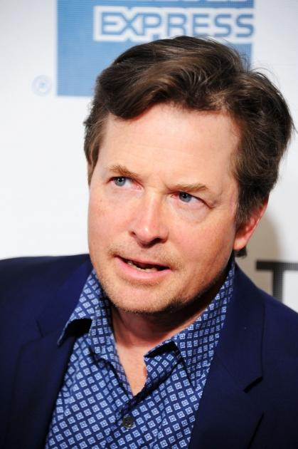 Michael J. Fox attends 'The Avengers' Premiere, Closing Night Of The Tribeca Film Festival Sponsored By Bombay Sapphire on April 28, 2012  -- Getty Images