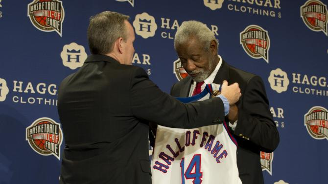 Naismith Memorial Basketball Hall Of Fame 2014 Class Announcement