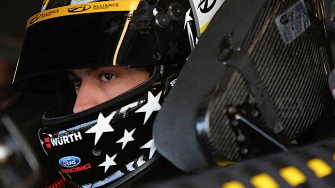 Live: Nationwide race in-car cameras, audio