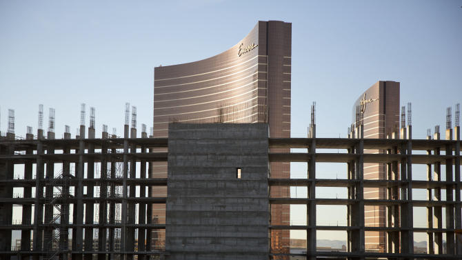 Asian firm buys site of stalled Vegas Strip casino