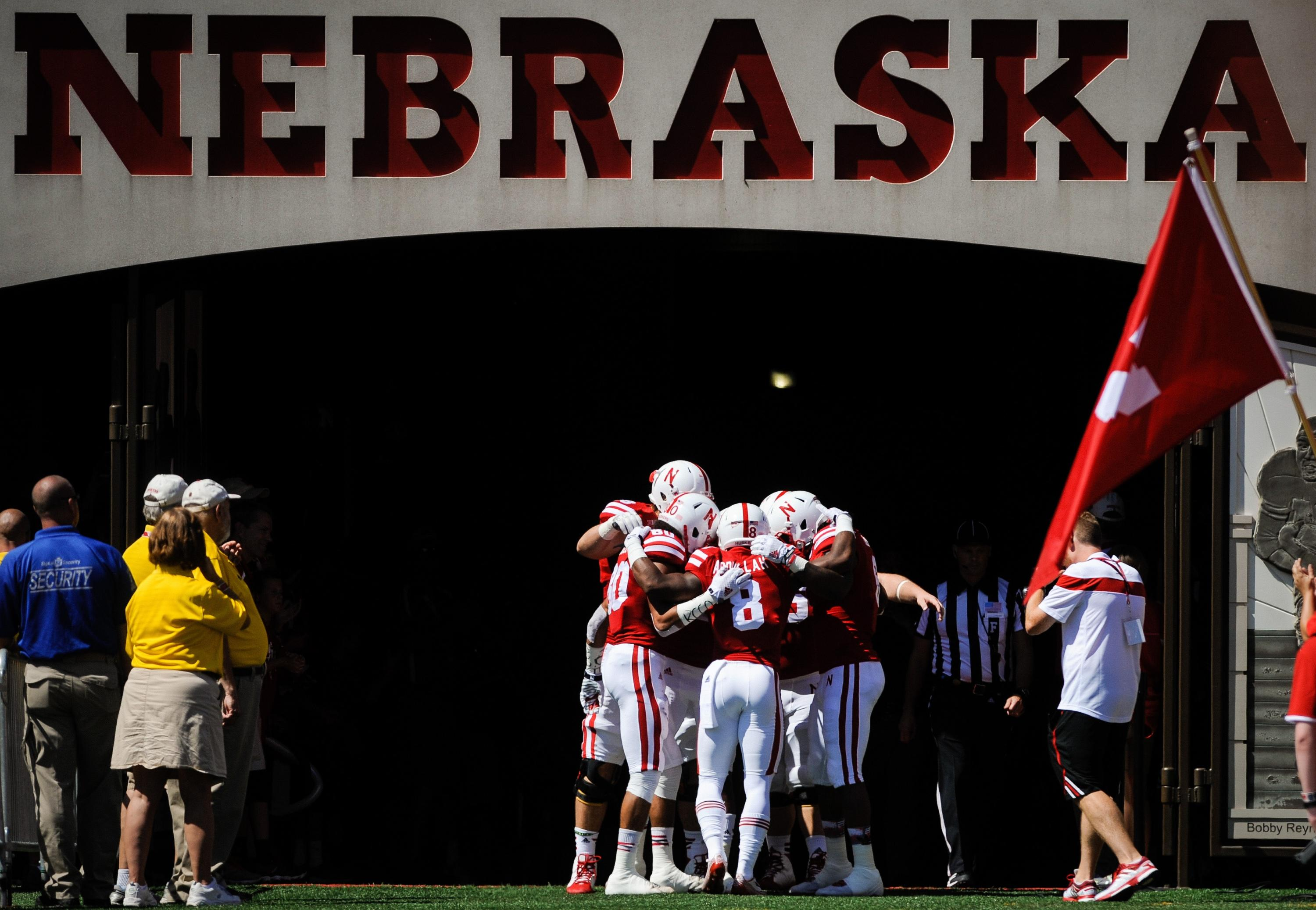 Nebraska parts with new PA announcer after discovery of Facebook post