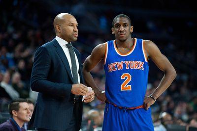 Derek Fisher blasts Knicks for lack of 'character and integrity'
