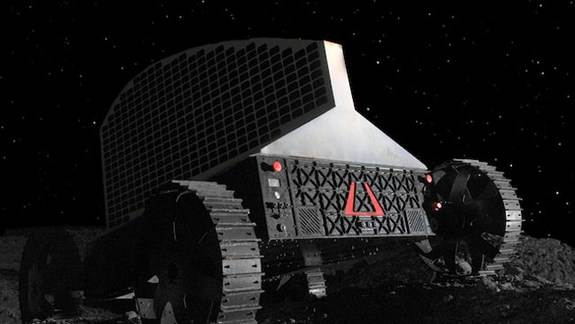 Private Moon Race May Spark Lunar 'Water Rush'