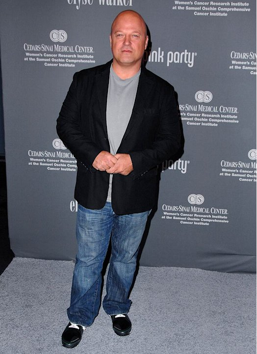 Chiklis Michael Pink Party