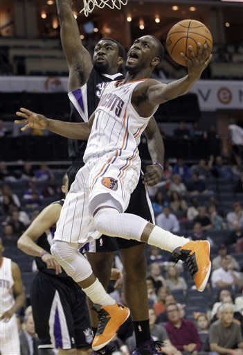 Kings hammer Bobcats 114-88, Charlotte skid at 20