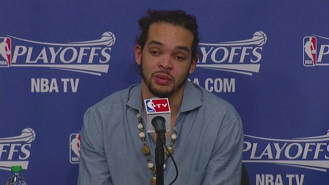 Joakim Noah: 'It is going to be a war' [AMBIENT]