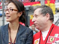 Michelle Yeoh disheartened by failed IVF