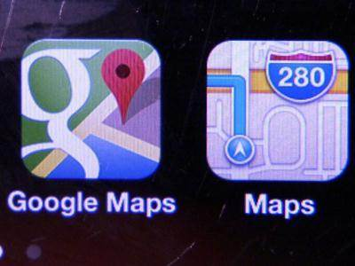 Google Maps Return to IPhone With New Release