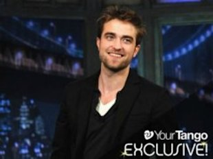 Breaking Dawn's Robert Pattinson.