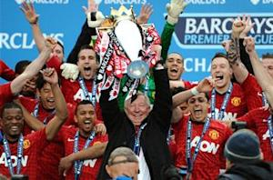 Manchester United earns record 60.8 million pounds in TV revenue