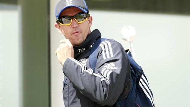 Andy Flower heaped praise on England