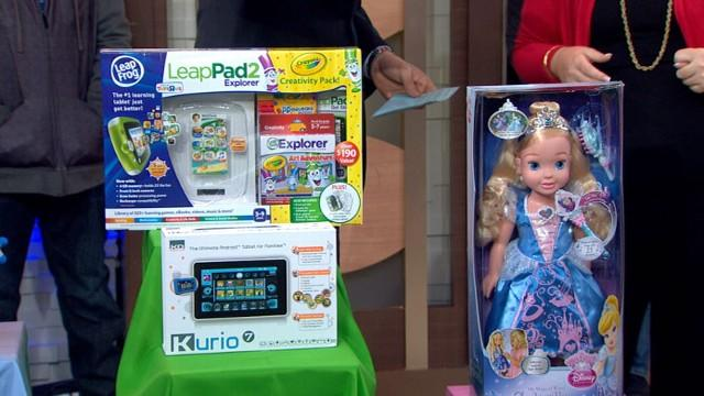 Kids Holiday Wish List: Which Toys Will Fly off the Shelves?
