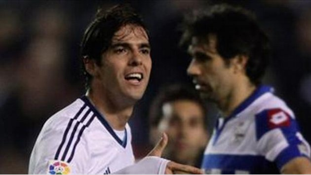 South American Football - Flamengo: Kaka too expensive