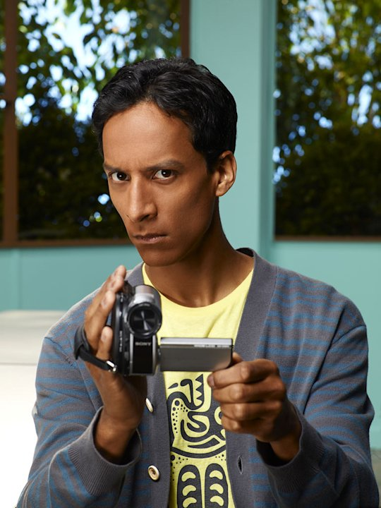 "Danny Pudi stars as Abed in ""Community."""