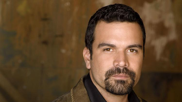 Ricardo Antonio Chavira stars as Carlos Solis in Desperate Housewives.