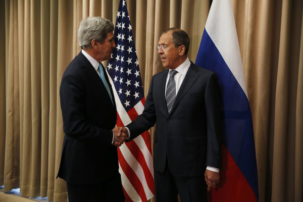 Ukraine, US work to reduce tensions with Russia