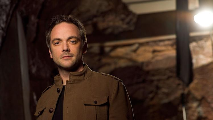 Mark Sheppard stars as Dr. Anthony Anthros in Bionic Woman.