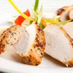 Rotisserie-Cooked Turkey or Chicken Breast