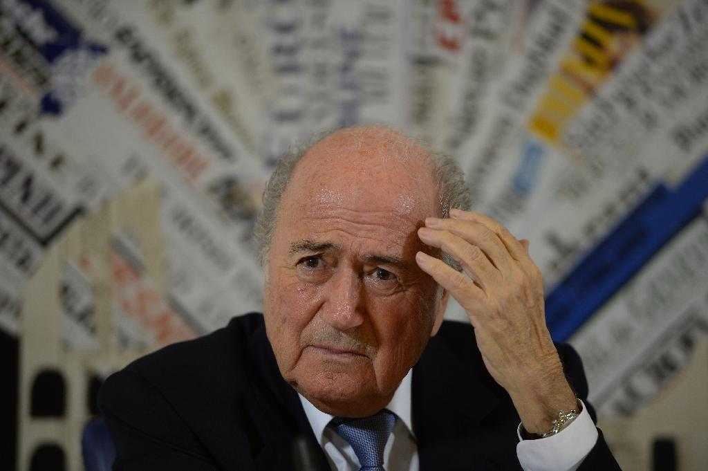 World media call for FIFA chief's head after arrests