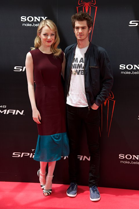 'The Amazing Spider-man' madrid Press Conference