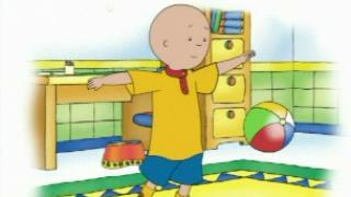 Caillou: Caillou Loves The Fall