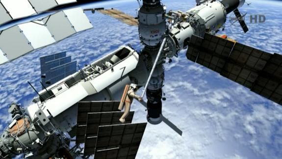Leaky Valve on Space Station Delays Spacewalk