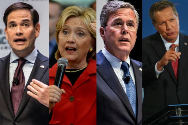 TV's Political Ad Wars: Which Candidates Are Burning Through Cash?