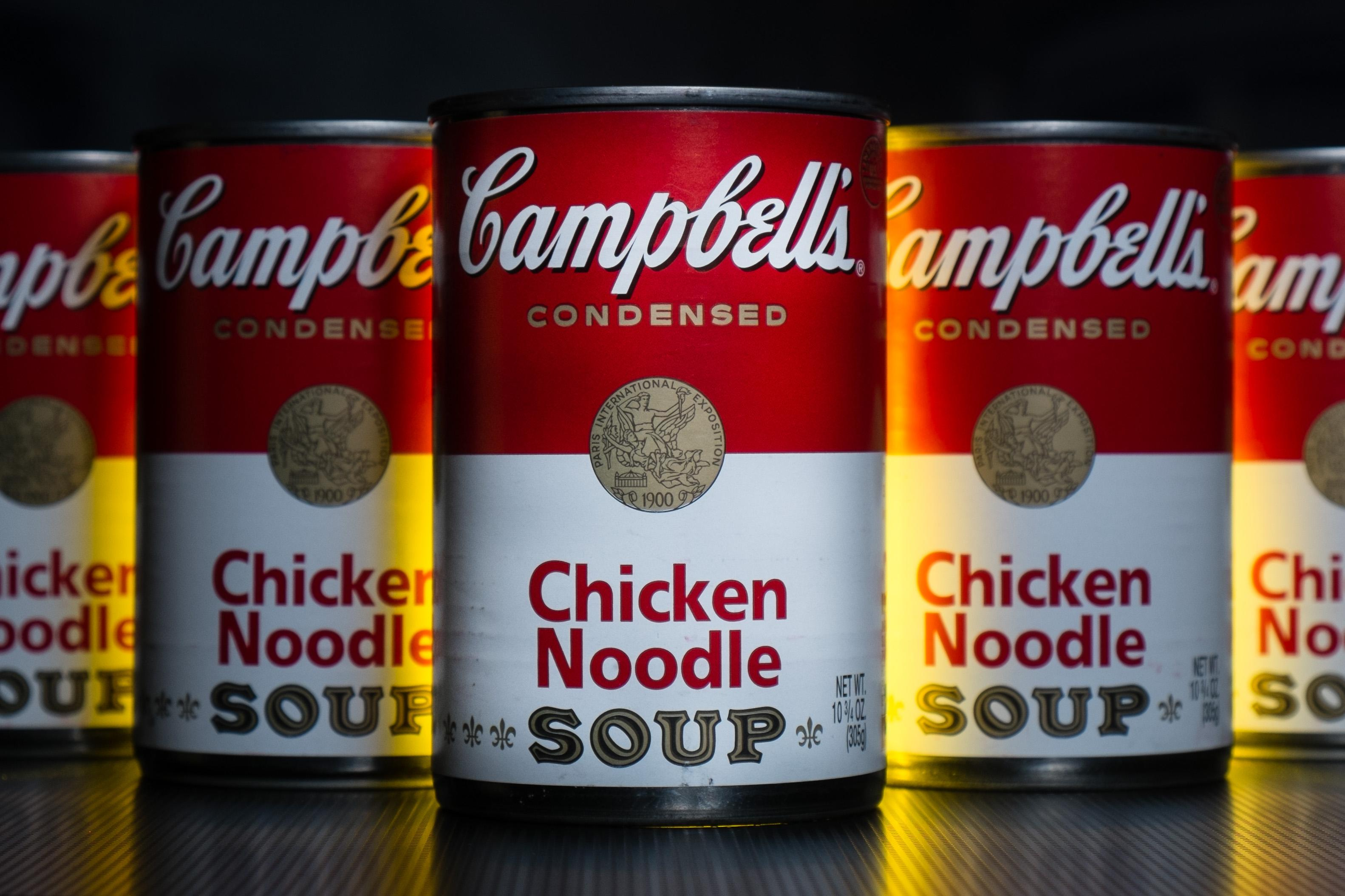Campbell Soup shares soar on strong earnings, outlook