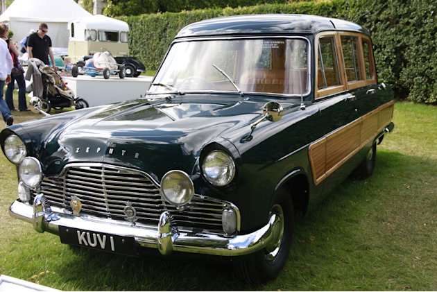 goodwood 1956 ford zephyr
